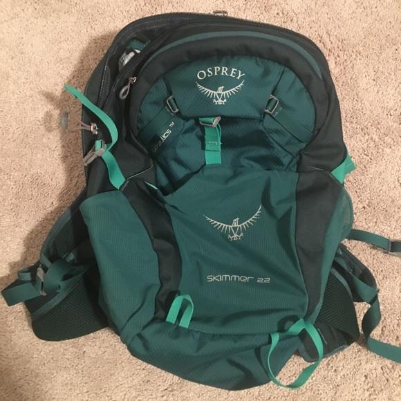 72a0fdce3c Osprey 22 Skimmer backpack. M 5bfc96e06197459765ef845f